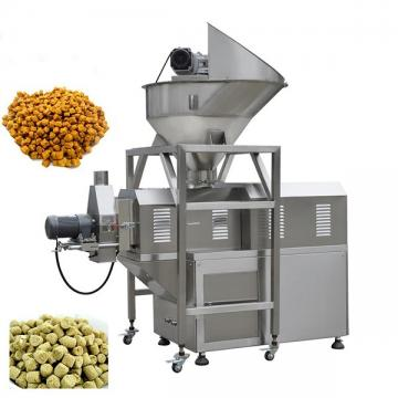 Pellet Machine Animal Feed Extruder Pet Food Dry Dog Treat Snack Food Making Machine