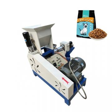 Fully Automatic Dog Treats Making Machine