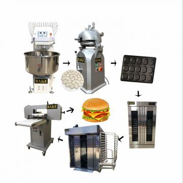 China Manufacture Factory Direct Selling Hamburger Carton Box Making Machine Box Packing Machine Automatic  Production  Line