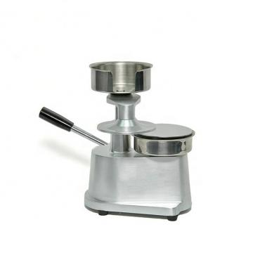 Commercial Hamburger Beef Meet Patty Press Maker Machine