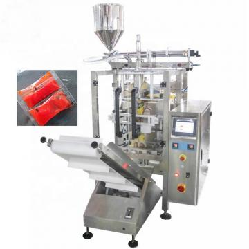 Soups or Salad Dressings with Particulates Packaging Machine Sauces with Flavor Additions or Spices Filling Sealing Packing Machine