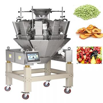 Vegetable Salad Vacuum Packaging Machine